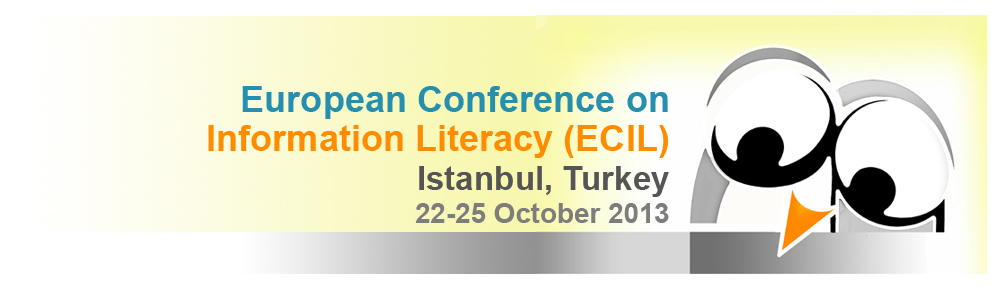 ECIL 2013 | European Conference on Information Literacy